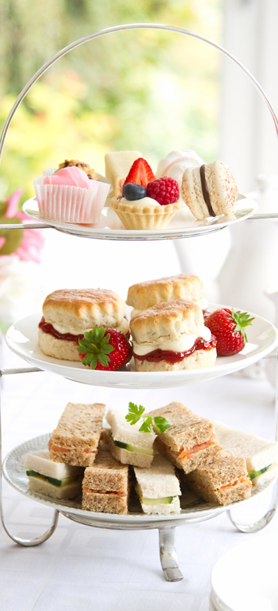 Traditional Afternoon Tea In Hull Kingston Theatre Hotel Restaurant