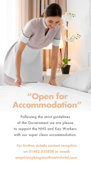 open for accommodation