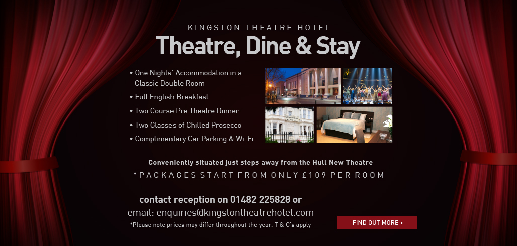 the kingston theatre hotel providing weddings from 1631450